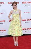 LOS ANGELES - JUL 10:  Ellie Kemper arrives to the
