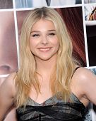 LOS ANGELES - AUG 20:  Chloe Grace Moretz arrives to the 'If I Stay' Hollywood Premiere  on August 20, 2014 in Hollywood, CA