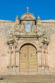 Cuzco, Peru - San Francisco church
