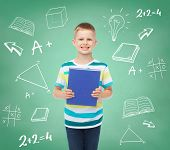 image of pre-teen boy  - education - JPG