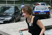 Journalist Anastasia Karimova