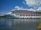 Carnival Conquest in profile