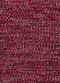 dark red knitted wool as background
