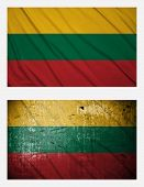 Flags Of Lithuania