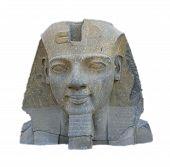Pharaoh Ramses II, Luxor Temple