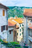The Backstreets Of Kotor