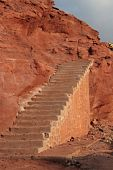 stairway to nowhere (Morocco)