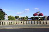 Bridge over the River Nore in Kilkenny.