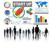 Business Corporate People Start up Innovation Vision Concept