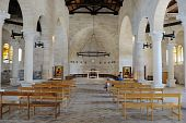 The Church Of The First Feeding Of The Multitude At Tabgha, Interior