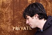 Private Doorway