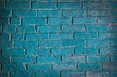 Background Of Old grungy brick Wall