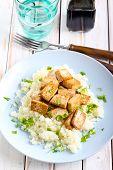 Tofu And Cauliflower