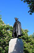General Wolfe Statue