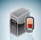 Computador USB Pendrive
