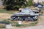 stock photo of panzer  - Old second world war tank - JPG