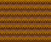 Brown mosaic background