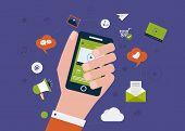 Digital mobile marketing
