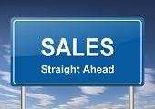 sales sign