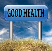 good health, well being in fitness and diet healthy lifestyle and food