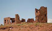 American Meteorite Museum Ruins