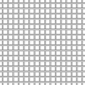 Metal grid texture on white background