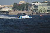 Formula 1 on water. GP Russia.