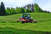 grass harvest