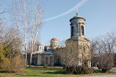 picture of prophets  - Cathedral of the Holy prophet John the Baptist in the Kerch Crimea - JPG