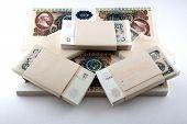 Packs Of Banknotes