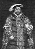 Постер, плакат: Король Генрих Viii