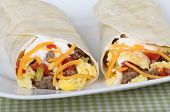 Breadfast Burritos
