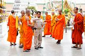 Monks On Excursion