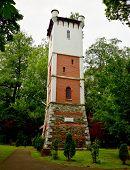 picture of municipal  - water tower located in Municipal Park Tg Jiu - JPG