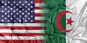 foto of algeria  - Relations between two countries - JPG