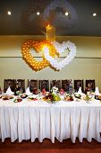 Festive Wedding Table