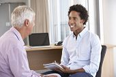 picture of counseling  - Middle Aged Man Having Counselling Session - JPG