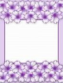 foto of azalea  - Flower frame - JPG