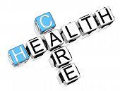 Palavras cruzadas de cuidados de saúde