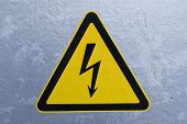 high voltage health hazard