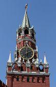 Постер, плакат: Башня Московского Кремля Россия