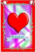 Card Of Love