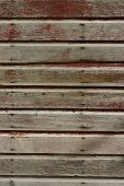 Texture Worn Red Barn