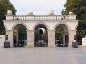 Grab des unbekannten Soldaten - Wahrzeichen Warschaus
