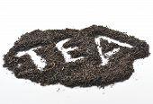 loose greem tea