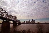 Louisville Kentucky Ohio River