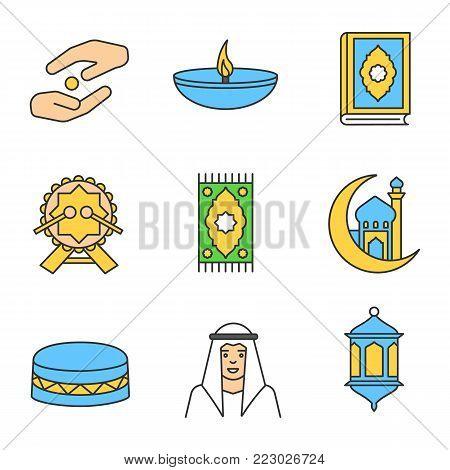 Islamic culture linear