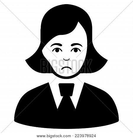 Dolor Clerk Lady