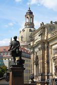 Dresden urbane Landschaften