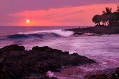 Dreamy Hawaiian Sunset